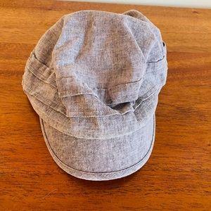 Pistil Grey Pageboy Hat